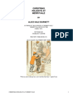 Christmas Holidays at MerryvaleThe Merryvale Boys by Burnett, Alice Hale