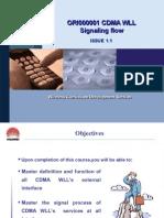 ORI000001 CDMA WLL Signal Process ISSUE1.1