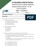 quimica aplicada - 11º - modulo 3 I.docx