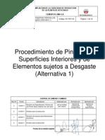 Proc. Pintado de Superficies Interiores PC-PNT-03 Rev.3