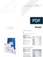 Nasiol - Nano coatings prodcuts industrial catalog