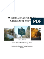 Windham Mp Survey Final Report2 PDF