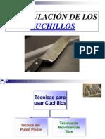 Tecnicas Para Usar Cuchillo Sesion3
