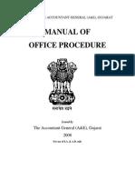 Office Procedure Manual