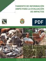 Levantamiento de Información de Campo - 2012
