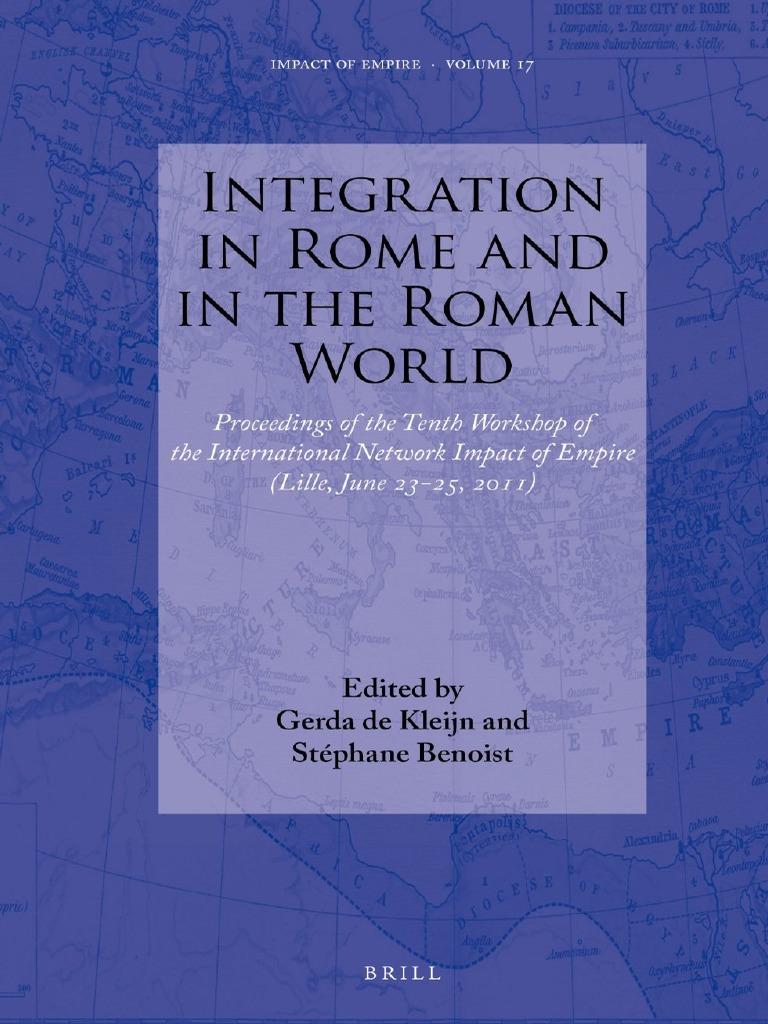 Comme Votre Maison Roma de kleijn, gerda and benoist, stéphane (eds.) – integration
