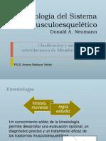 Kinesiología Del Sistema Musculoesquelético