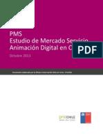 CoreaAnimacionDigital 2013- Estudio Mercado