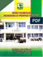 Buku Panduan Pendidikan Profesi Dokter
