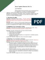 MoCA Instructions Portuguese Brazil