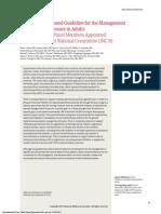 2014 Guidelines on Hypertension