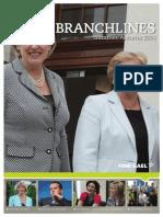 Branchlines- Summer/Autumn 2014