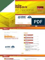 Revista Análisis de la Realidad Nacional No 55