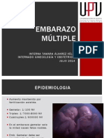 Embarazo Múltiple - Interna Tamara Álvarez
