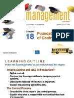CONTROL (O&M)