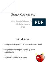 Choque Cardiogenico Expo Julian