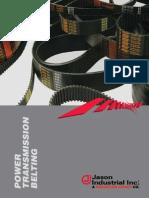 JB 9 Power Transmission Belt Catalog 2013 WEB BANDA