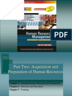 Human Resource Management  and Recruit Ment