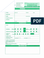 Dissertation Form - CPSP