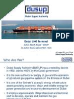 Dubai LNG Terminal DUSUP
