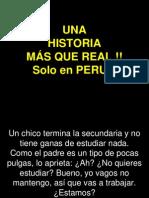 Solo en Peru