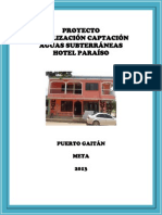 Proyecto Hotel Paraiso