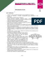 Bandejas Portacables Tipo LF - LFA
