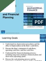 Finance Planning through cashflows
