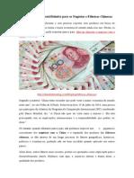 Alguns Fatores Contribuintes para os Negócios e Fábricas Chinesas