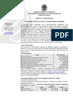 EDITAL Nº 234UFFS2014 - Concurso Público Para Provimento de Cargos Da Carreira Do Magistério Superior-4
