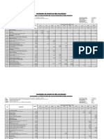 Cronograma Programado Excel