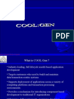 CoolGen Presentation Basic