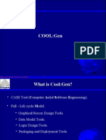 CoolGen-Training I