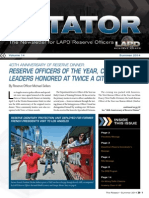 LAPD Reserve Rotator Newsletter Summer 2014_Scribd