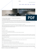 corrosion and water parameter