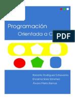 Programacion Orientada Objetos 2012