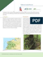 Valdivian Coastal Reserve - VCS-CCBA