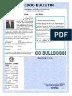 GHS Summer 2014 Bulldog Bulletin