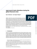 Agricultural Trade Distortions OREP 2012 Anderson&Nelgen 235 60