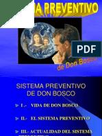 Presentacion - Sistema Preventivo