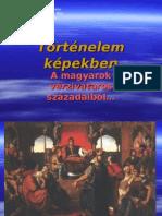 Magyarország története festményekben