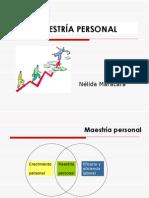 Maestria Personal Sep12