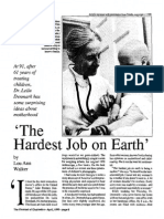 1990 Issue 3 - The Hardest Job on Earth - Counsel of Chalcedon