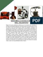 Historia Del Telefono