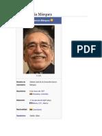 Gabriel García Márquez INF