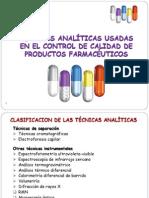 05-Parte 1-Técnicas Analíticas Usadas en El Control de Cali Dad de Productos Farmacéuticos