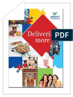 Domino's (Jubliant Foodworks) Company Analysis