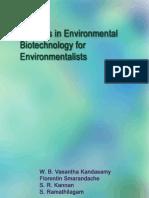 Libro de Biotecnologia Ambiental