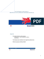 Fundamentos de Grasas Lubricantes Sintéticas (Seminario)