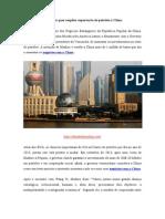 Venezuela quer ampliar exportacao de petroleo a China